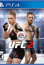 EA Sports UFC 2 - PS4 NEW