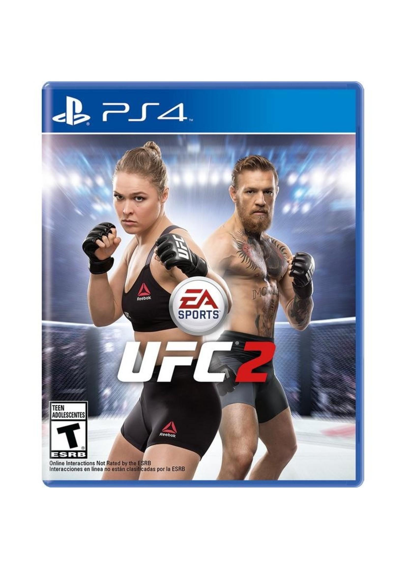 EA Sports UFC 2 - PS4 NEW