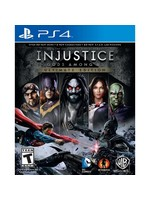 Injustice: Gods Among Us Ultimate Edition - PS4 NEW