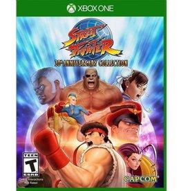 Street Fighter 30th Anniversary - XBOne NEW