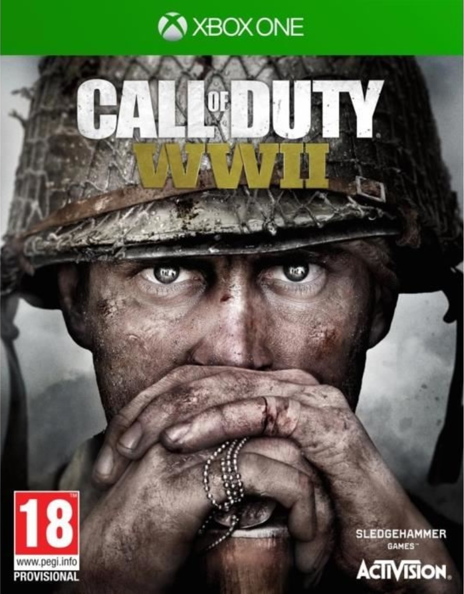 Call of Duty: WWII - XBOne NEW
