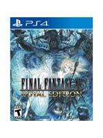 Final Fantasy 15 Royal Edition - PS4 NEW