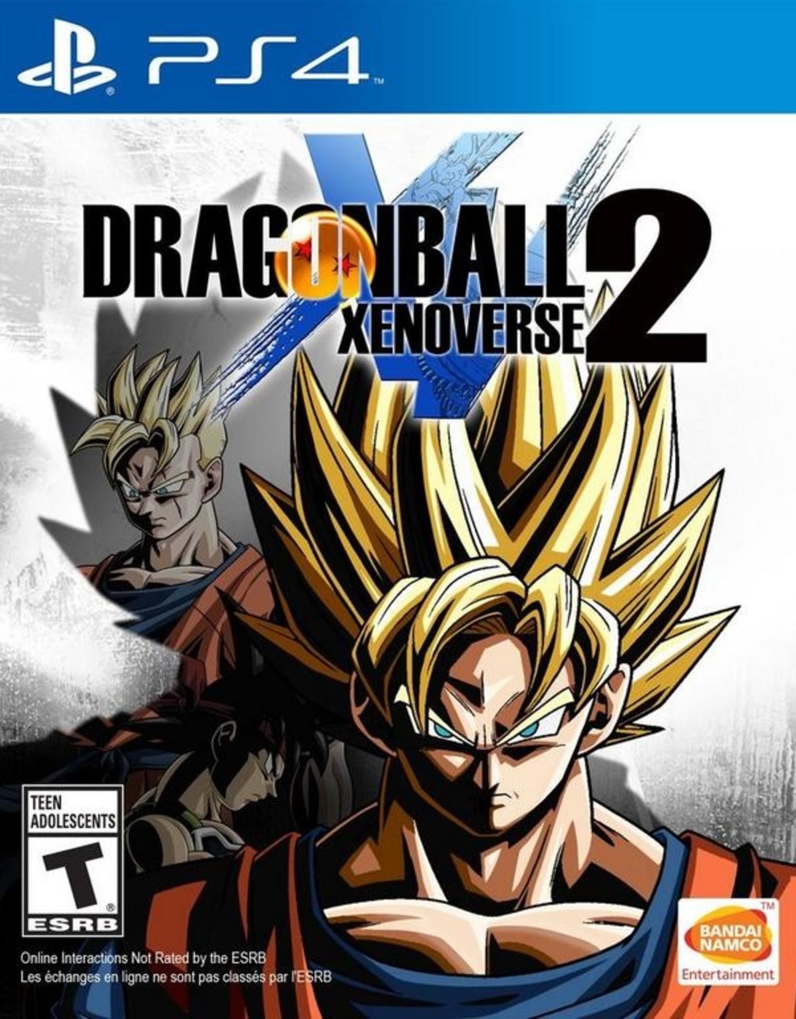 Dragon Ball Z: Xenoverse 2 - PS4 NEW