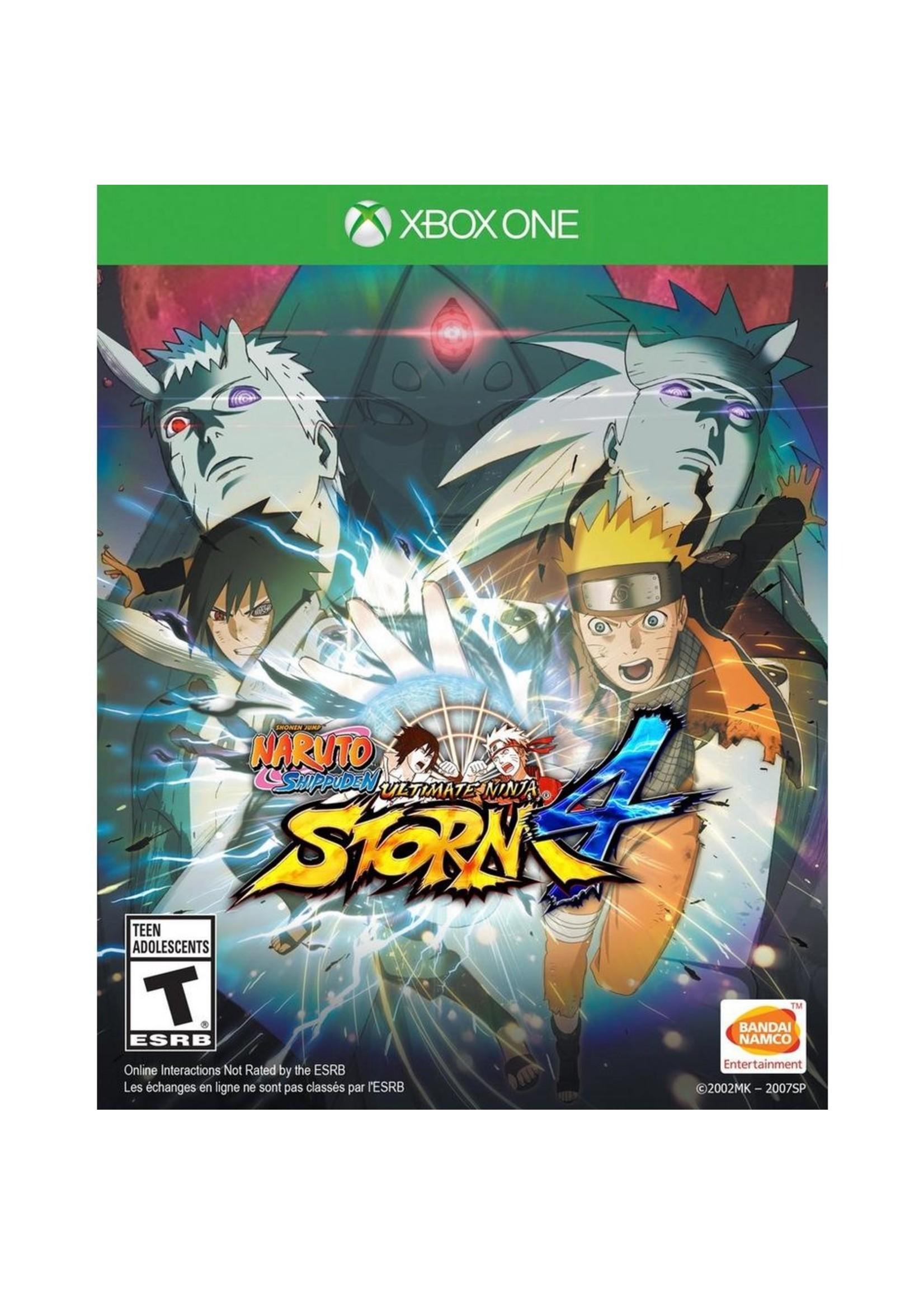 Naruto Shippuden: Ultimate Ninja Storm 4 - XBOne NEW