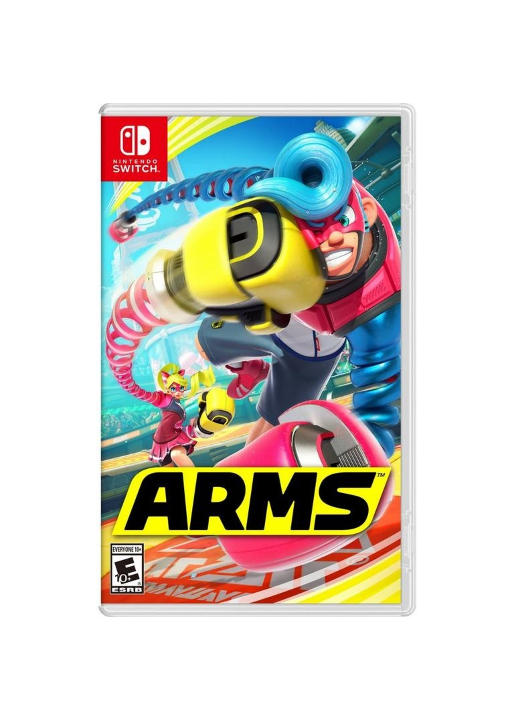 ARMS - SWITCH NEW