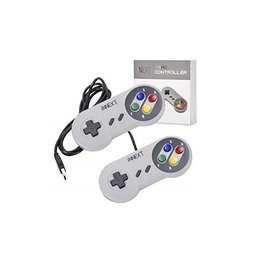 Innex NES Wired Controller (2 Pack)