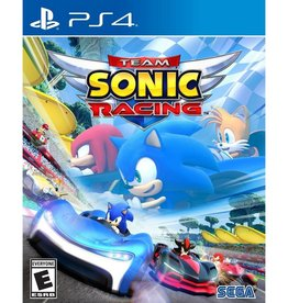 Team Sonic Racing - PS4 NEW