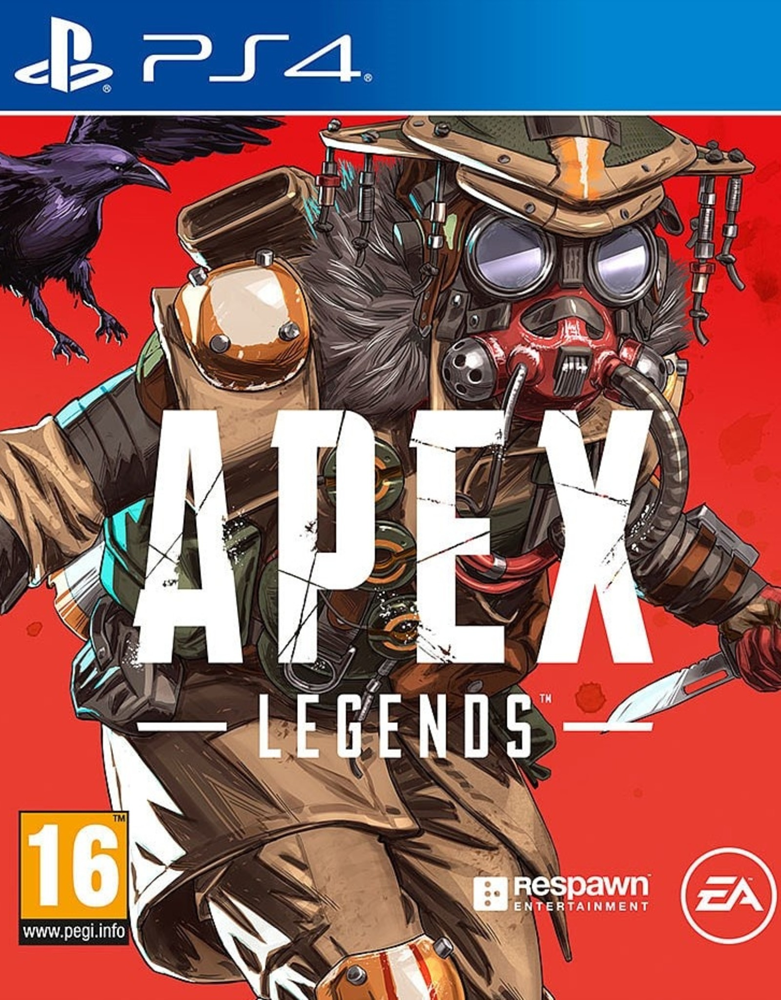 Apex Legends : Bloodhound Edition - PS4 NEW