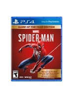 Spiderman Game of the Year - PS4 NEW