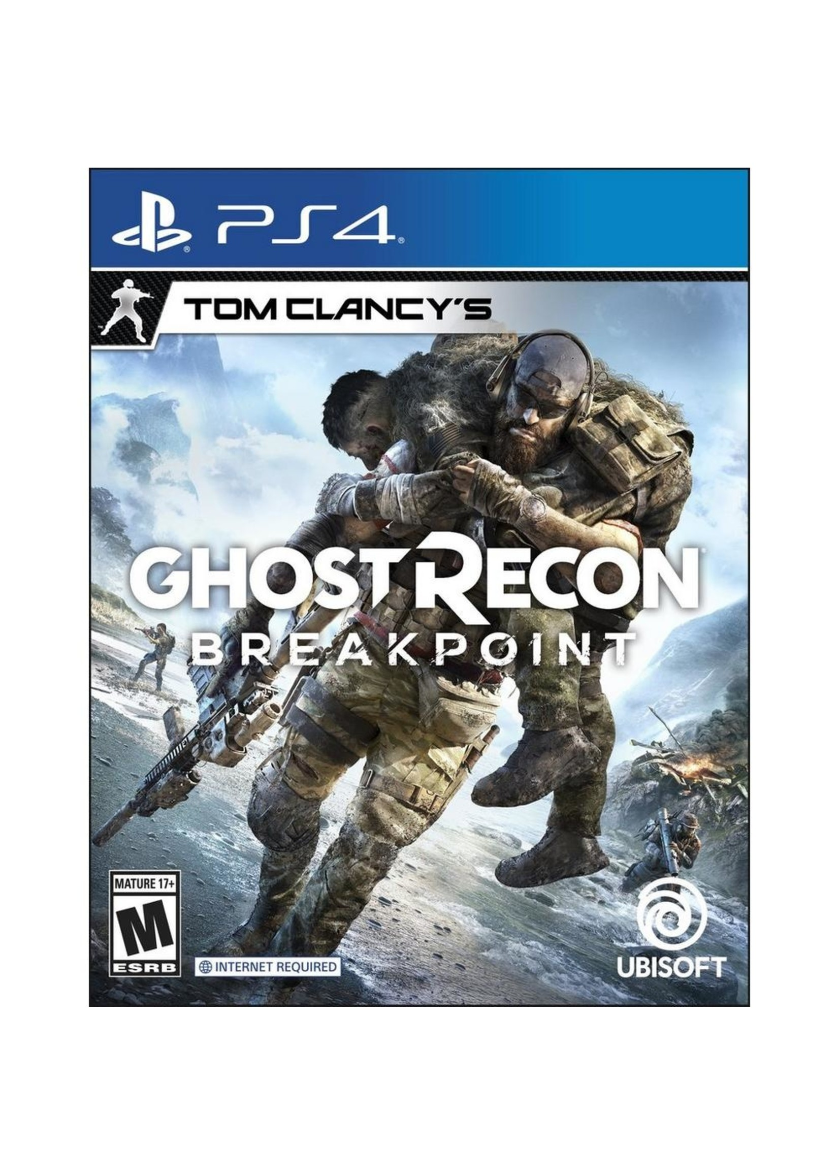 Ghost Recon: Breakpoint - PS4 NEW