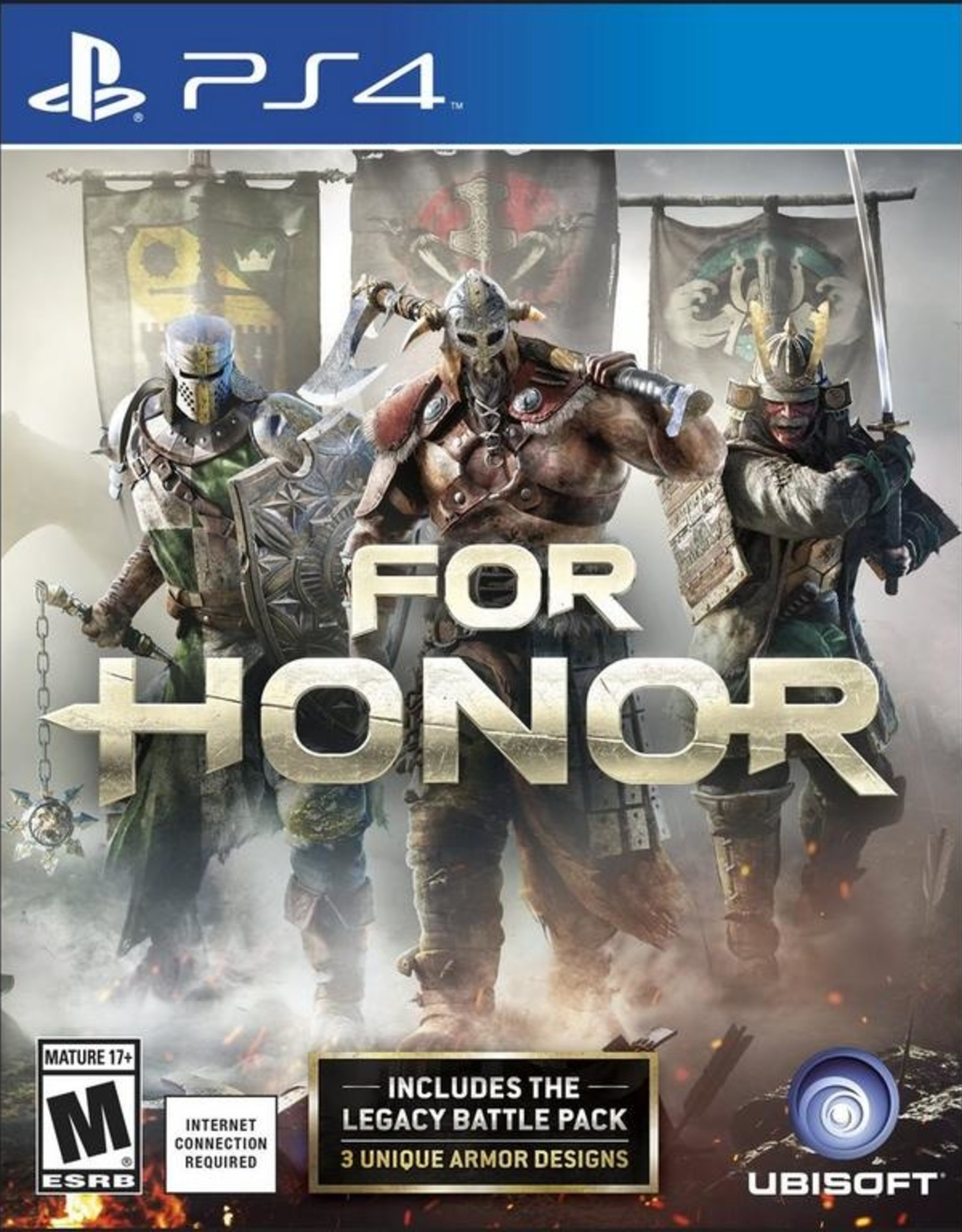 For Honor - PS4 NEW
