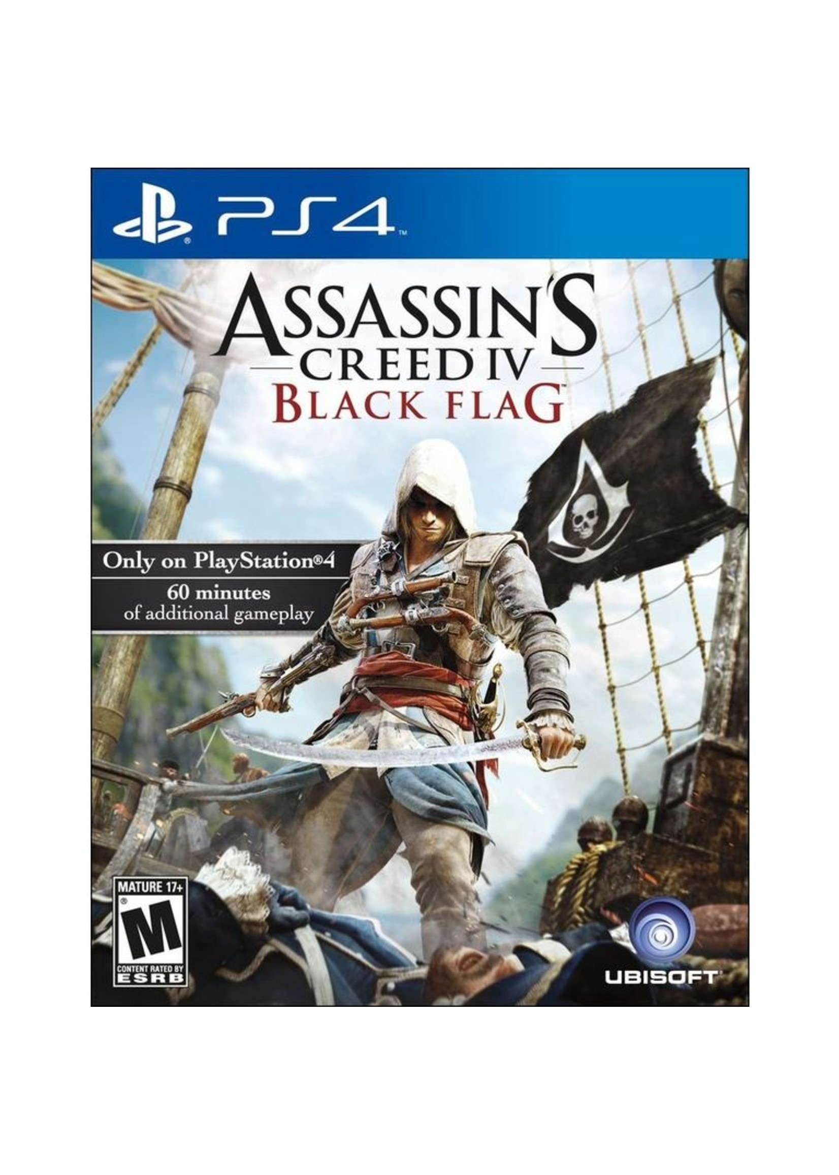 Assassin's Creed 4 Black Flag - PS4 PrePlayed