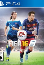 FIFA 16 - PS4 PrePlayed