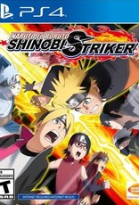 Naruto to Boruto: Shinobi Striker - PS4 DIGITAL
