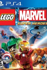 LEGO Marvel Super Heroes - PS4 NEW