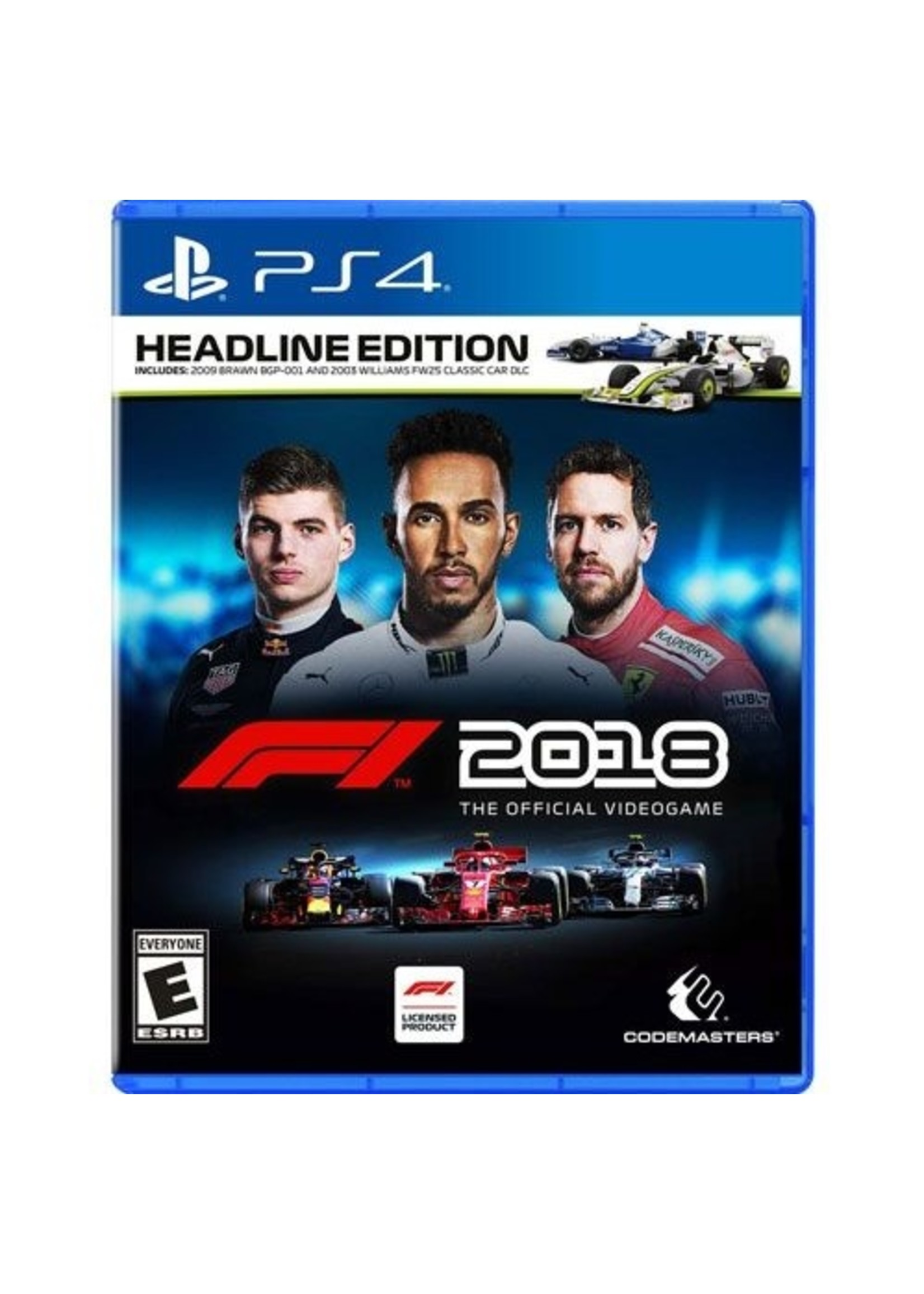 F1 2018 Headline Edition - PS4 NEW