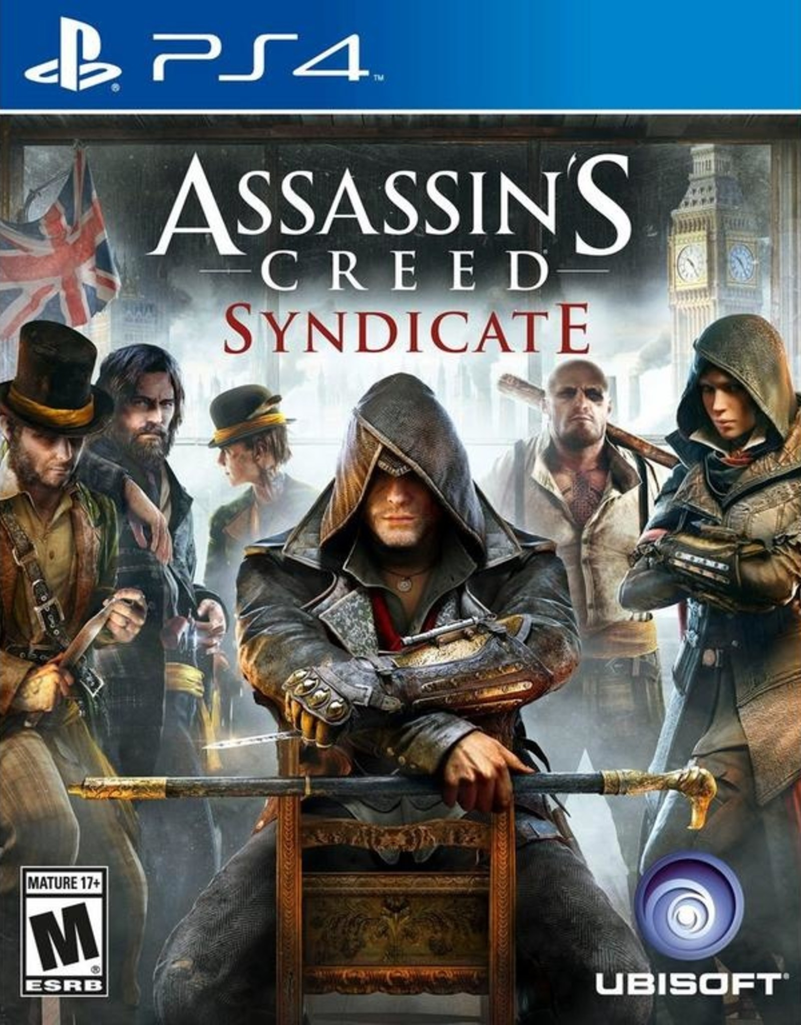 Assassin's Creed Syndicate - PS4 NEW