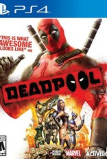 Deadpool - PS4 NEW