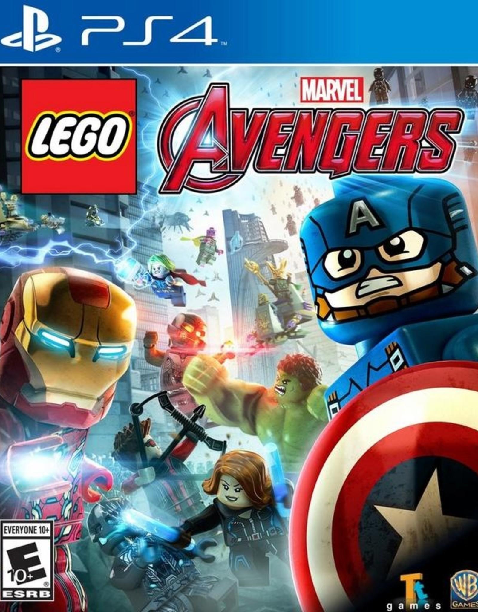 LEGO Marvel Avengers - PS4 PrePlayed