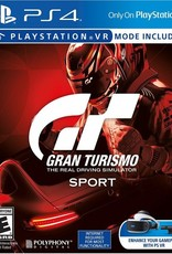 GT Sport (Sleeve Case) - PS4 NEW