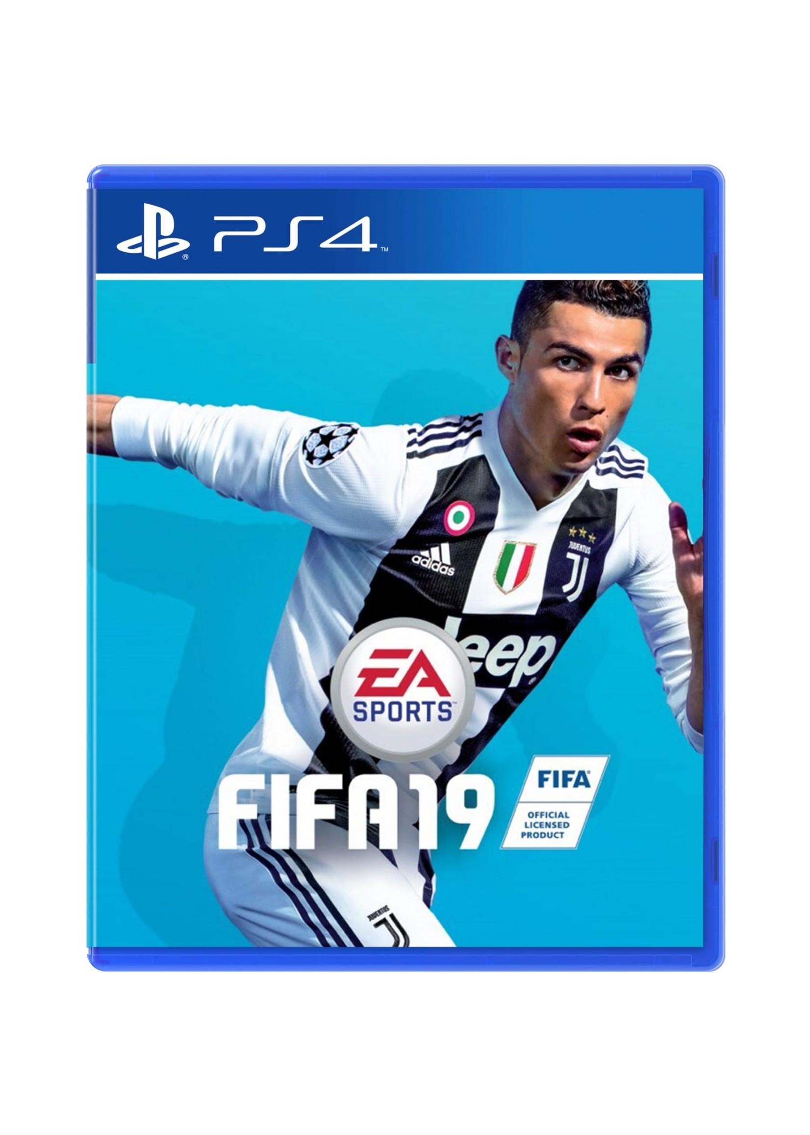 FIFA 19 - PS4 NEW