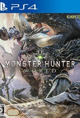 Monster Hunter World - PS4 PrePlayed