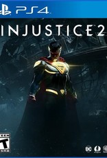 Injustice 2 - PS4 PrePlayed