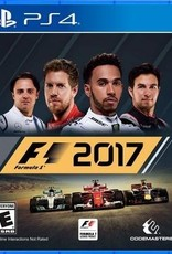 F1 2017 - PS4 PrePlayed
