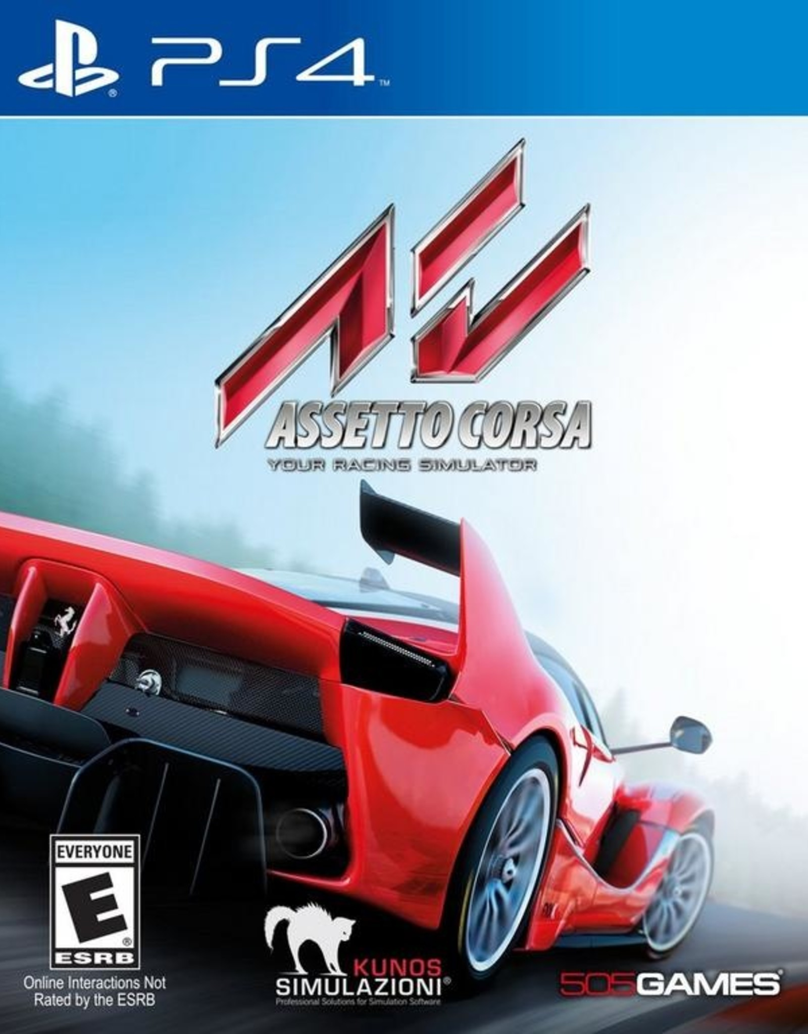 Assetto Corsa - PS4 PrePlayed