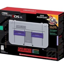 SYS-NEW Nintendo 3DS XL Galaxy/SNES Edition