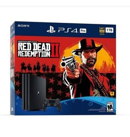 SYS-Sony PS4 Pro 1 TB Last of Us 2 System Bundle