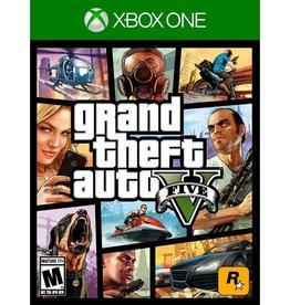 GTA Grand Theft Auto 5 - XBOX One PrePlayed