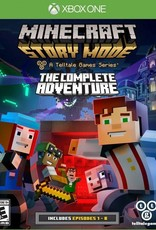 Minecraft Story Mode - XBOne PrePlayed