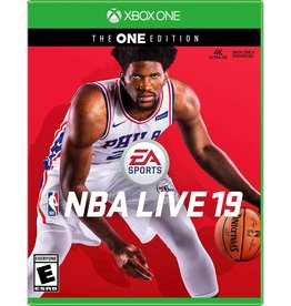 NBA Live 19 One Edition - XBOne NEW