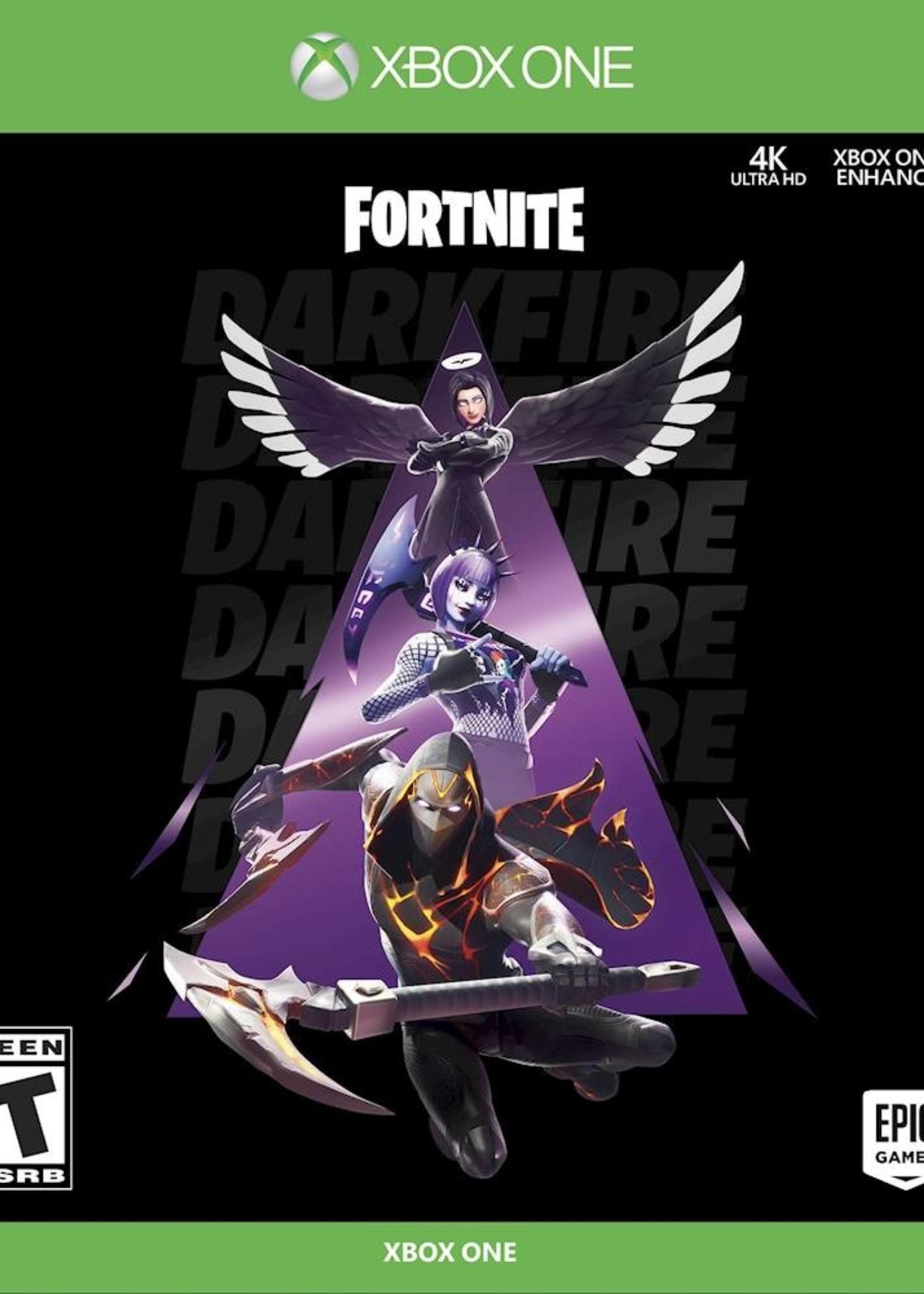 Fortnite Darkfire Bundle - XBOne NEW