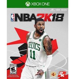 NBA 2K18 - XBOne PrePlayed