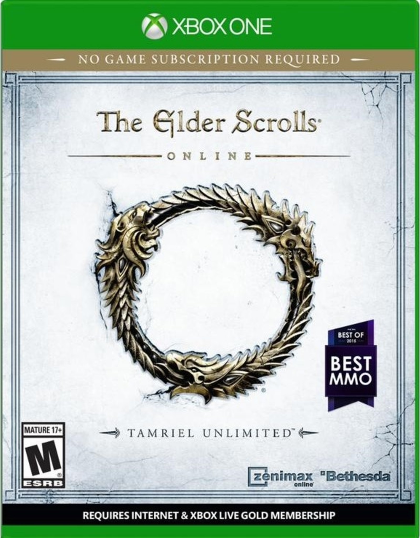 Elder Scrolls Online - XBOne PrePlayed
