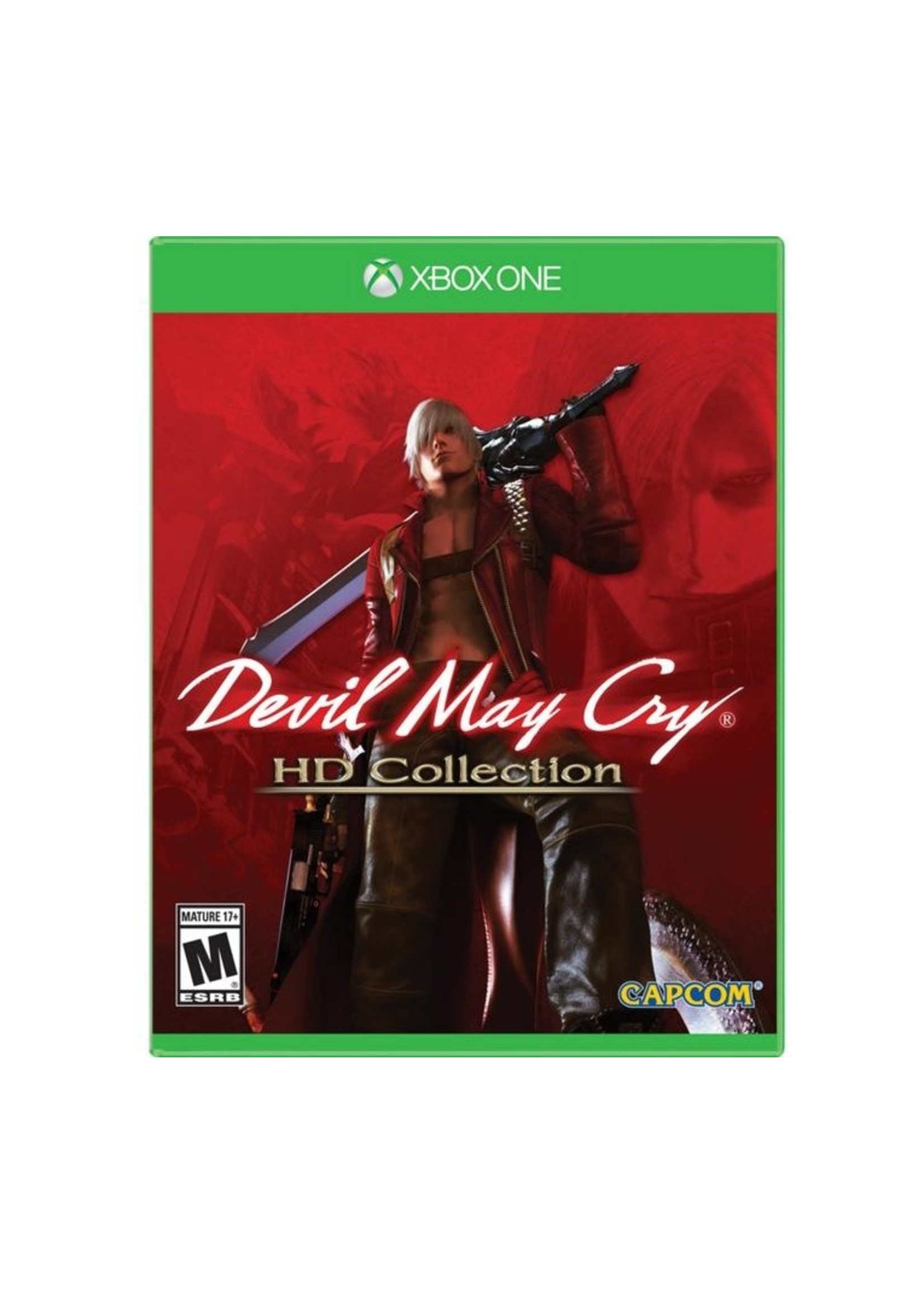 Devil May Cry HD Collection - XBOne NEW