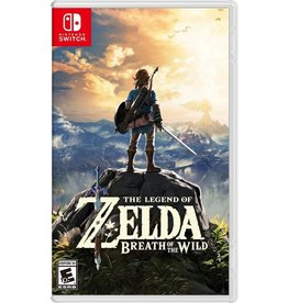 The Legend of Zelda: Breath of the Wild - SWITCH PrePlayed