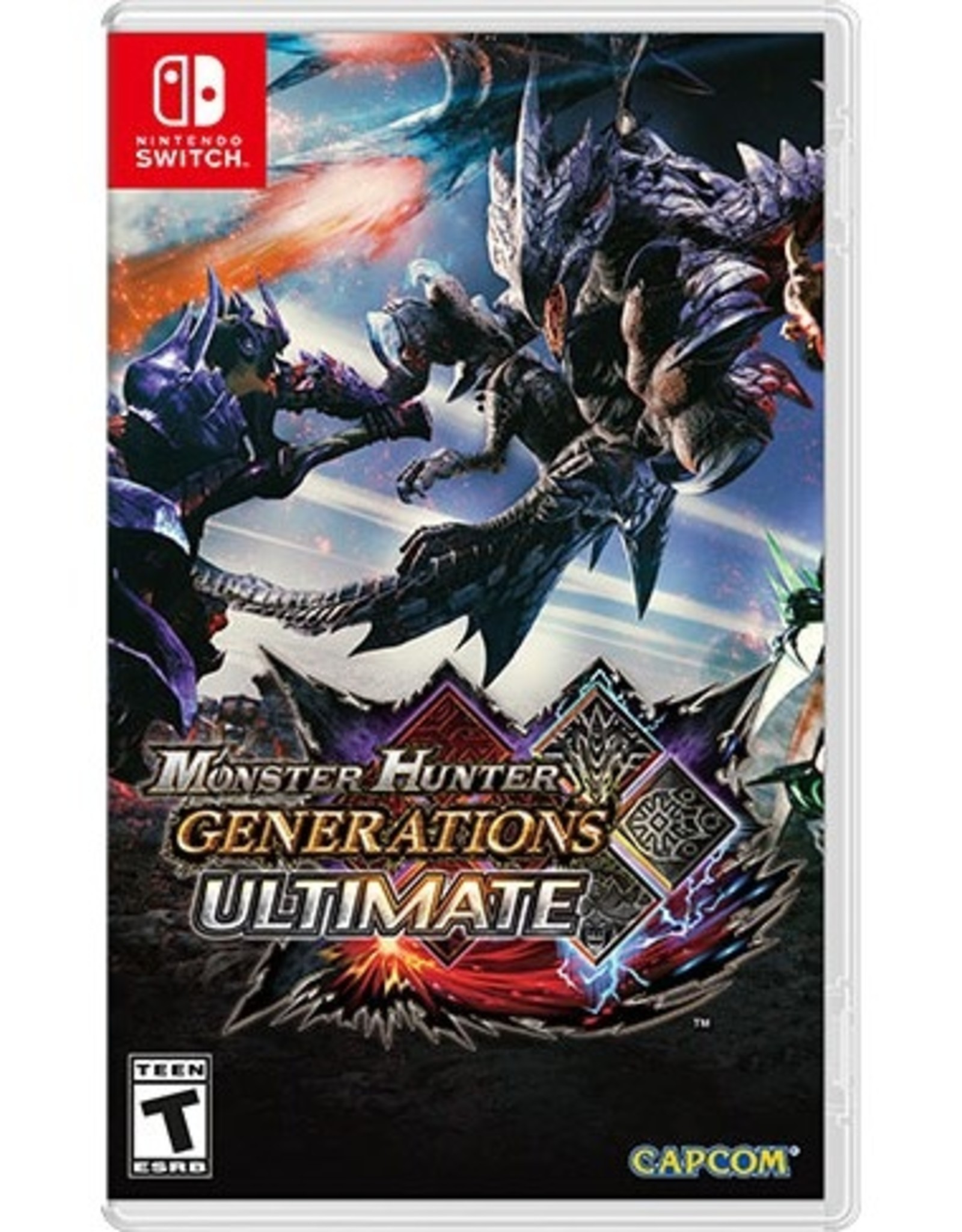 Monster Hunter Generations Ultimate - SWITCH NEW