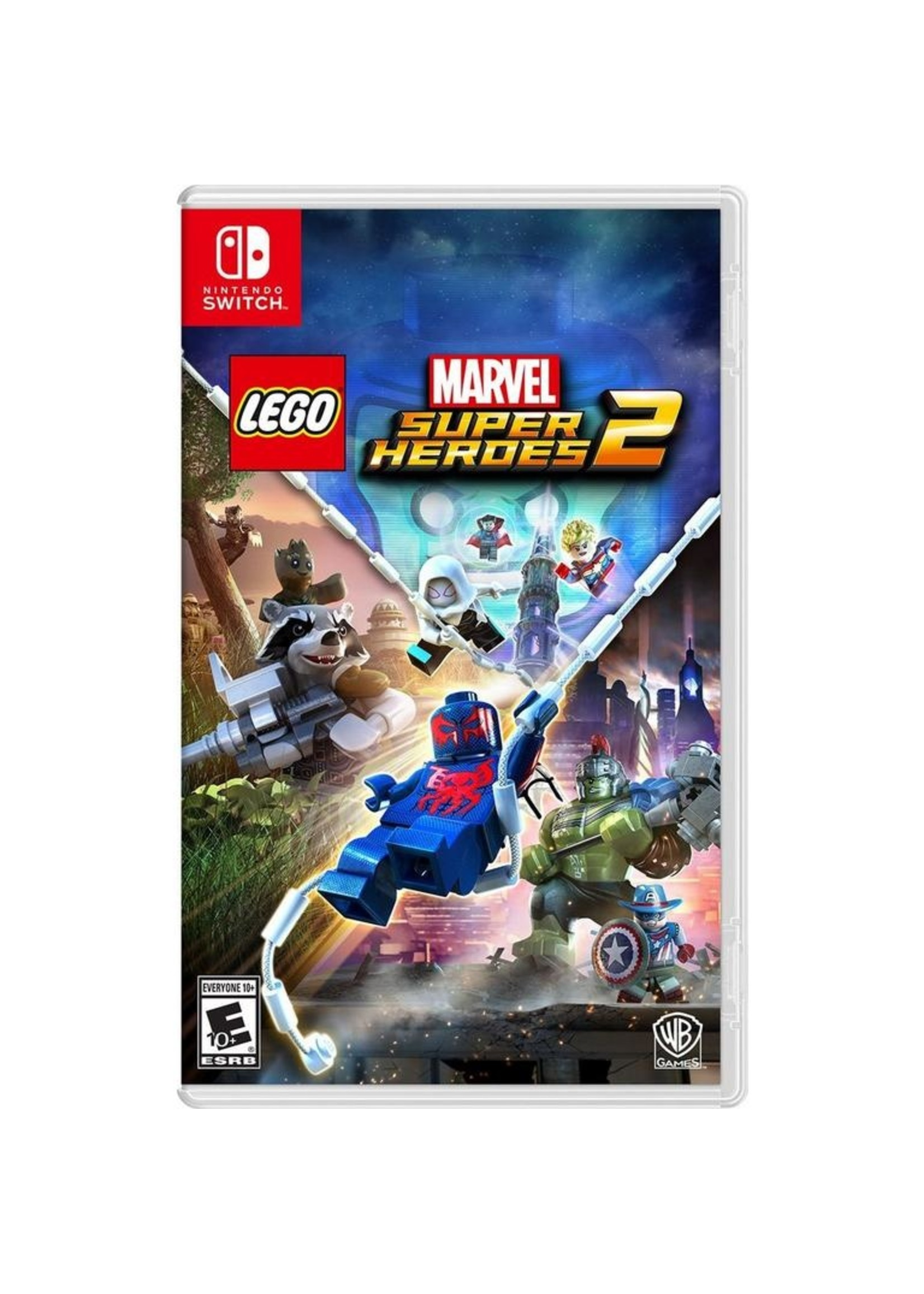 LEGO Marvel Superheroes 2 - SWITCH NEW