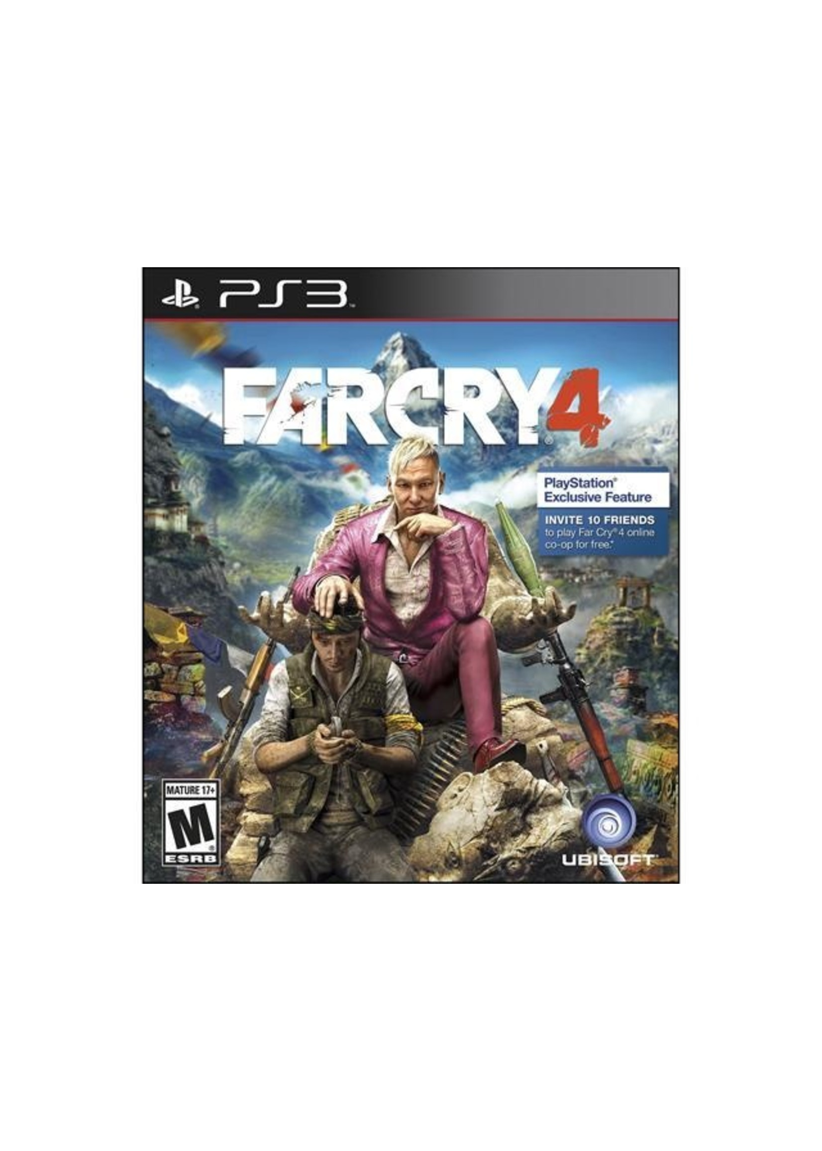 Far Cry 4 - PS3 NEW
