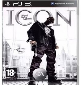 DEF JAM ICON - PS3 PrePlayed