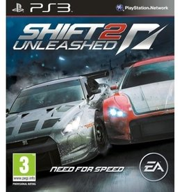 Need for Speed: Shift 2 Unleashed - PS3 PrePlayed
