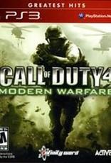 Call of Duty 4: Modern Warfare - PS3 PrePlayed