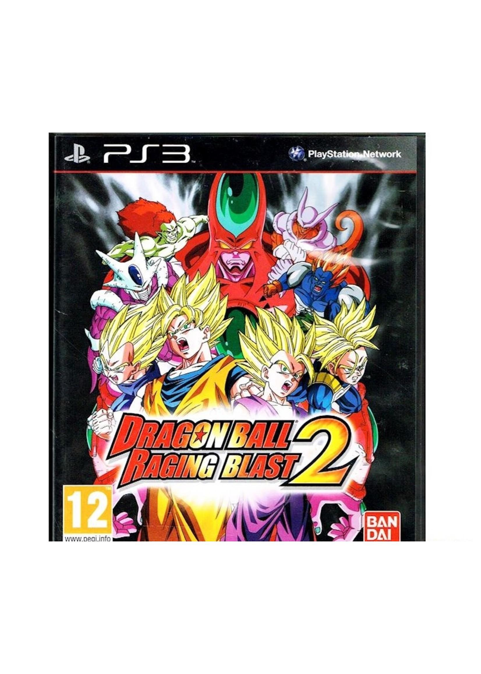 Dragon Ball Z: Raging Blast 2 - PS3 PrePlayed
