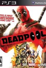 Deadpool - PS3 PrePlayed
