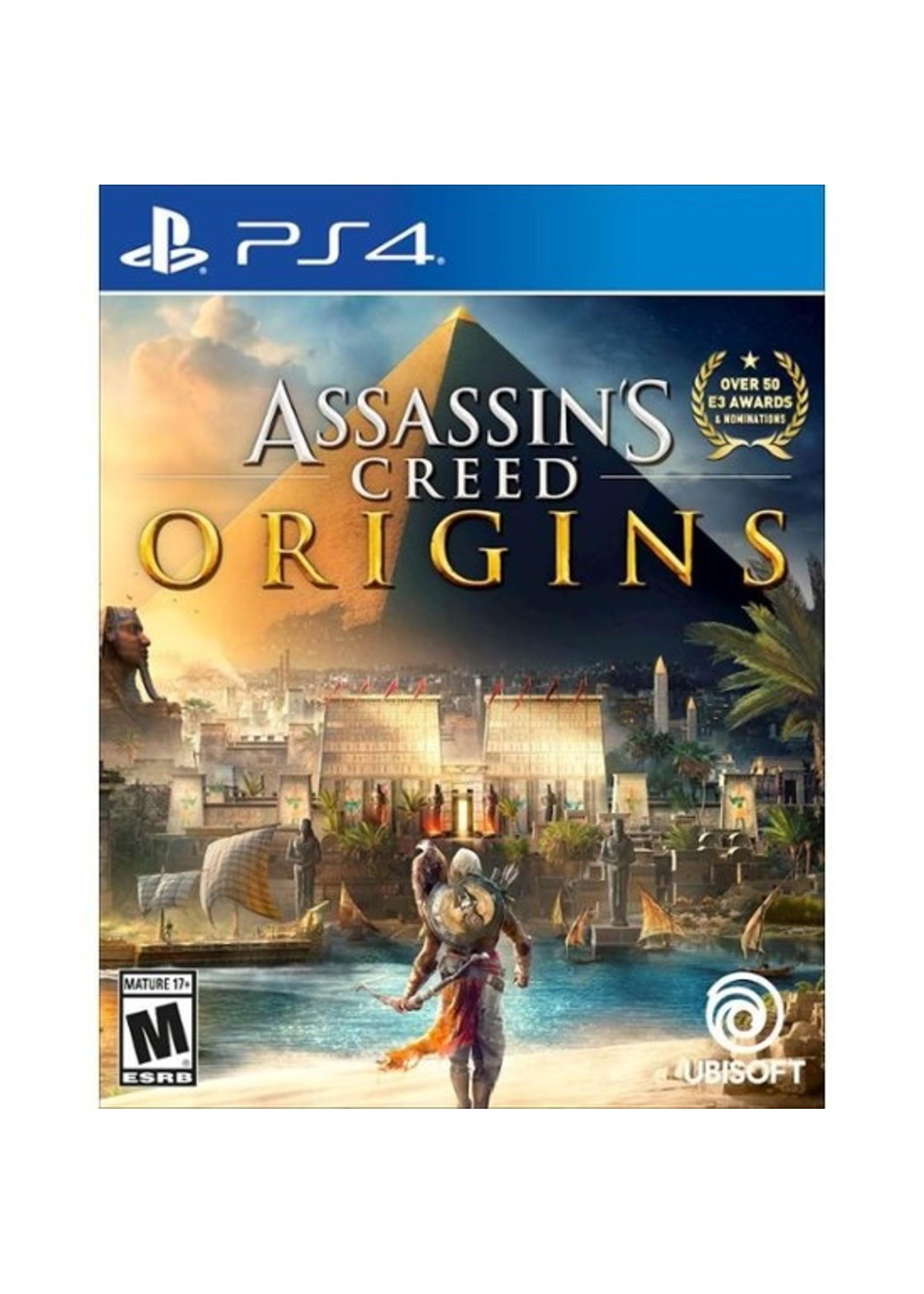 Assassin's Creed Origins - PS4 NEW