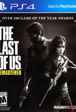 Last of Us: REMASTERED - PS4 NEW