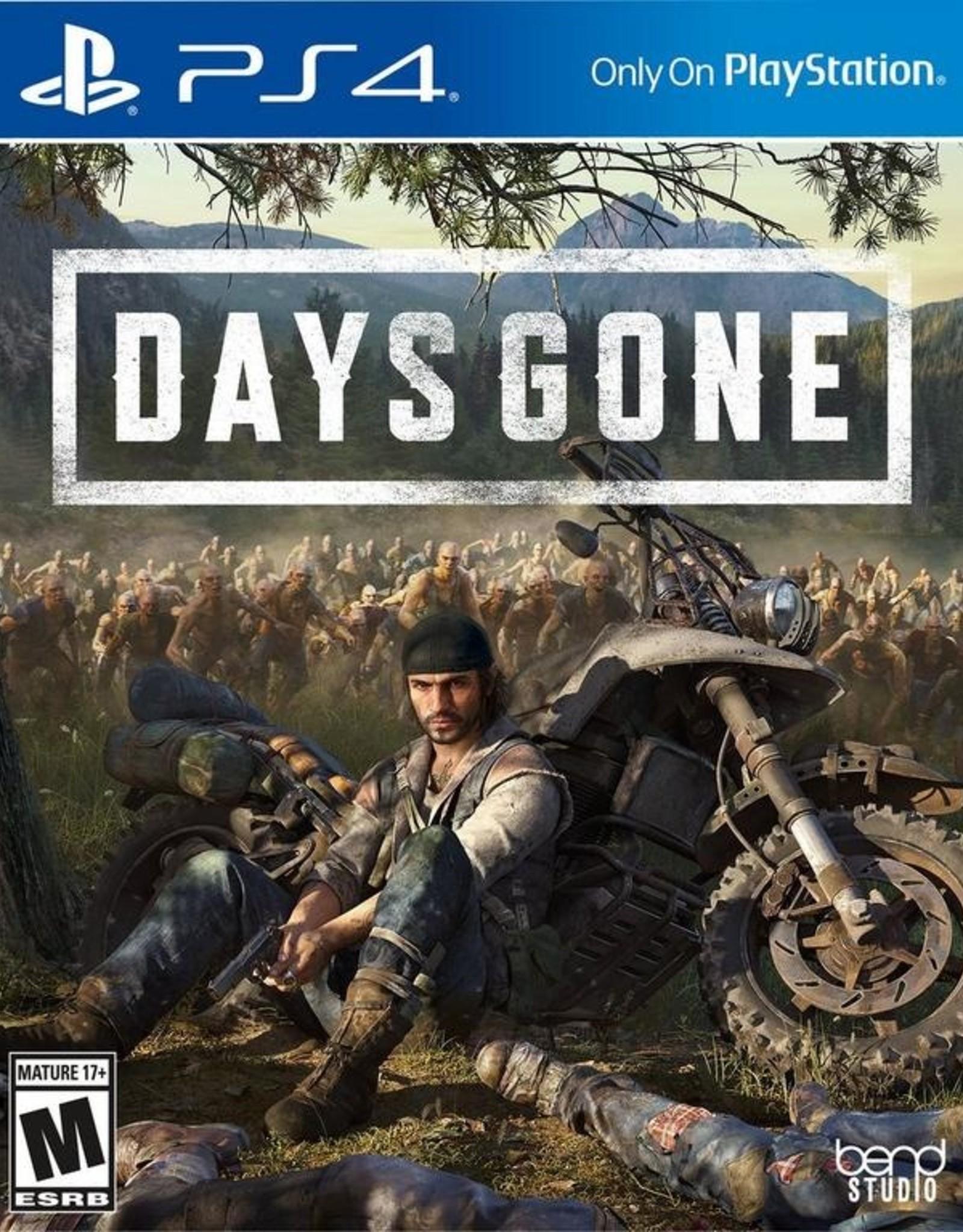 Days Gone - PS4 DIGITAL